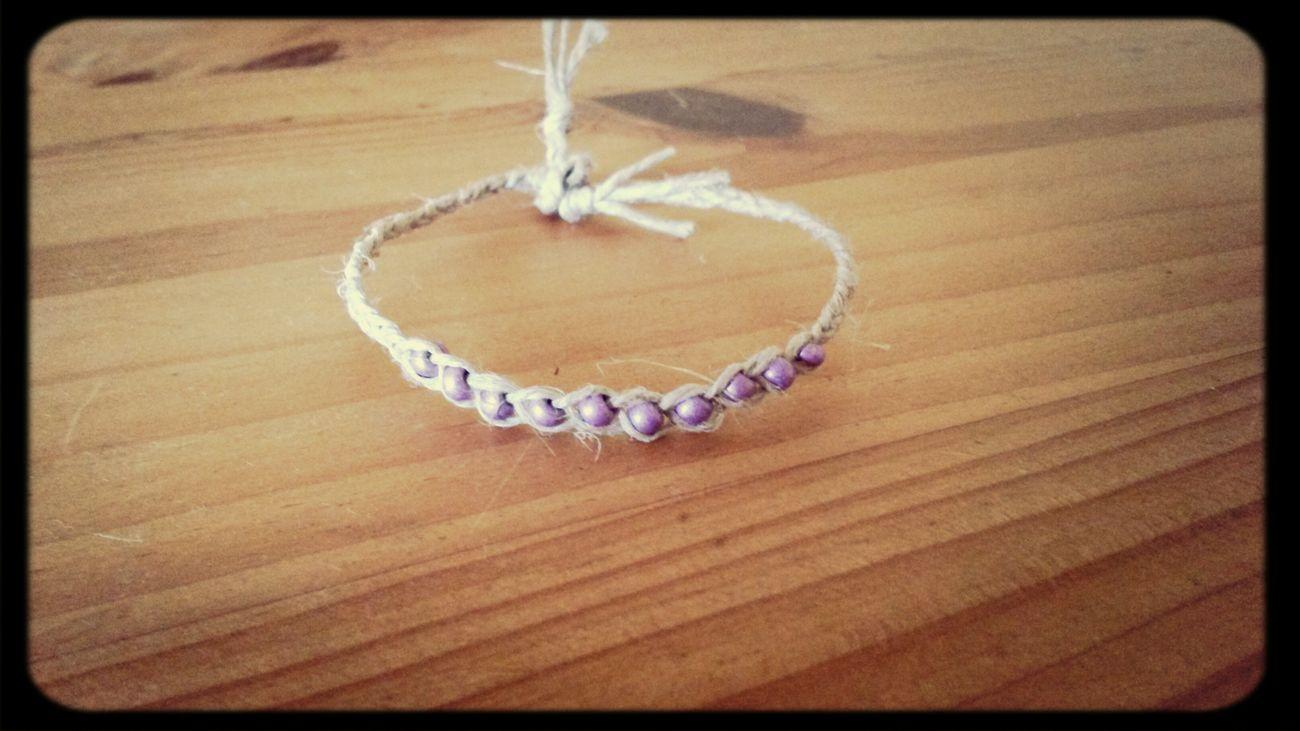 Dernière création, wish bracelet simple... Creation Wish Bracelet Simple Creeadom
