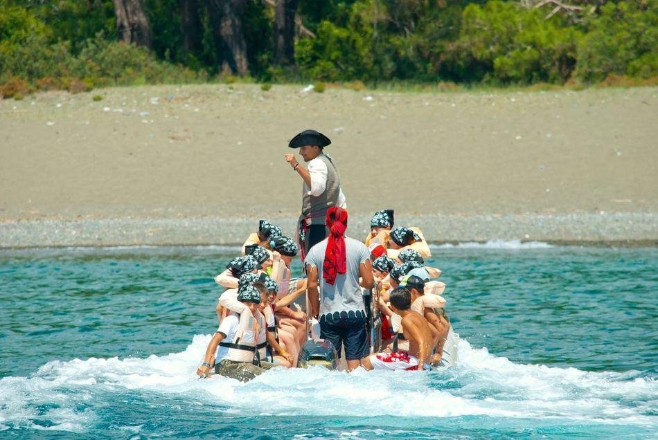 Beautiful stock photos of piraten, summer, outdoors, real people, men