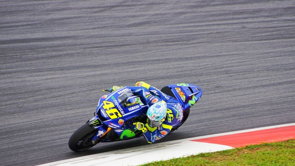 SEPANG, MALAYSIA - January 31, 2017 - training session by racers at Sepang International Circuit, Malaysia. Multi Colored Outdoors Competition Day Close-up No People Sports Track Motogp Sepang
