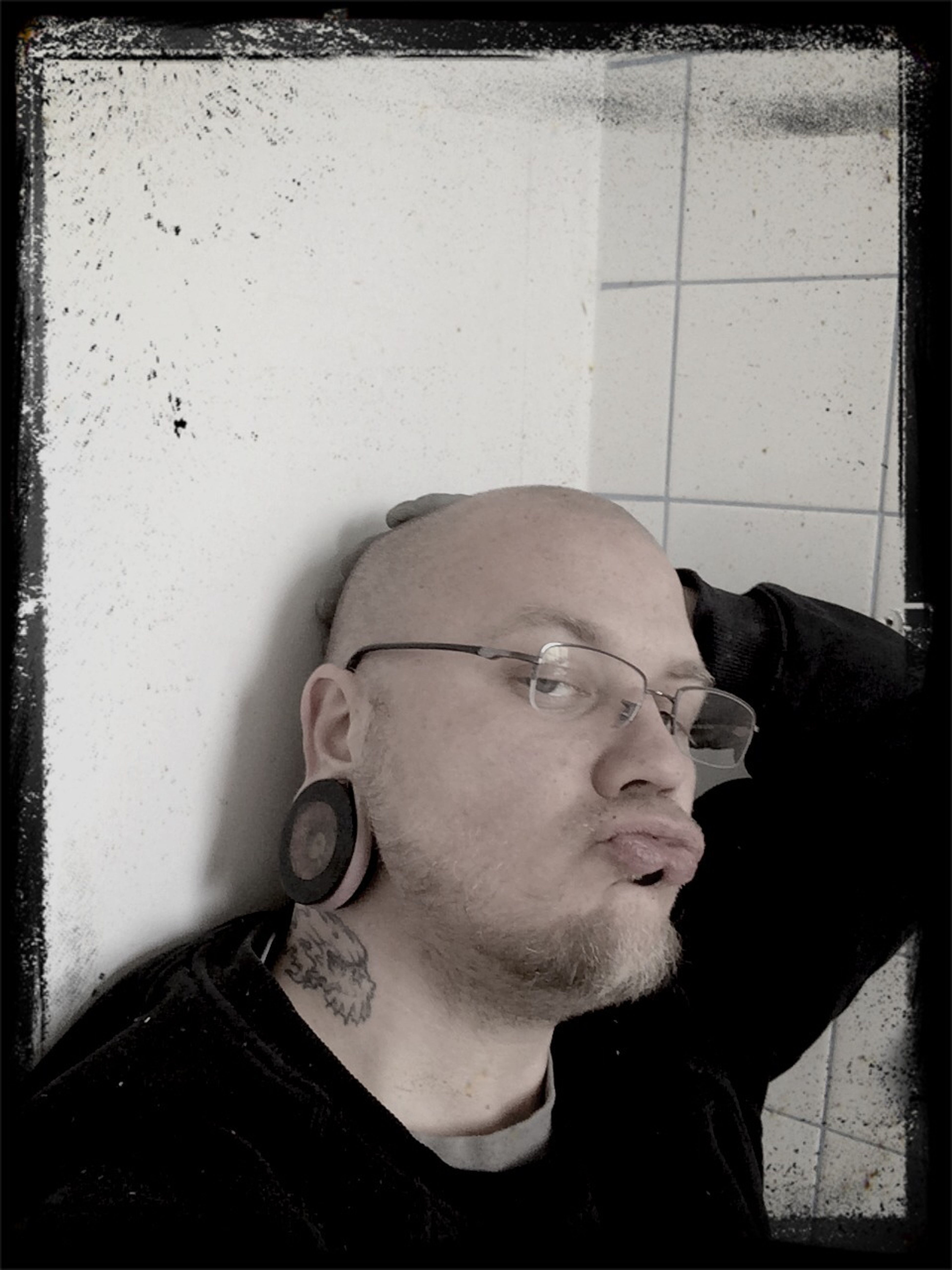 Duckface of the day Duck Face Tattoo Stretchedears Stretchedlip