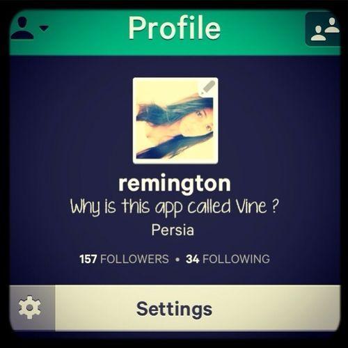 Find Me On Vine !