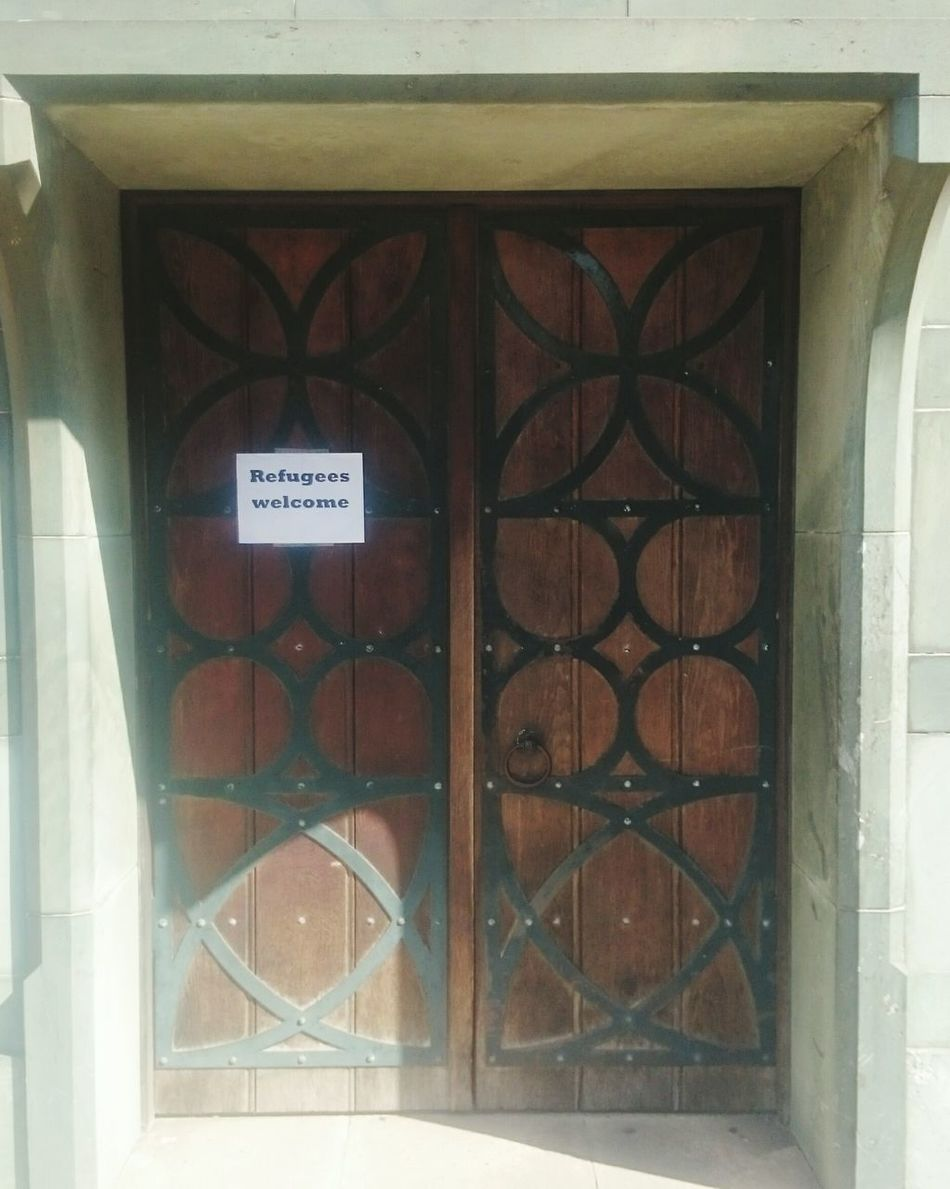 Refugees welcome @ Dockhead Church