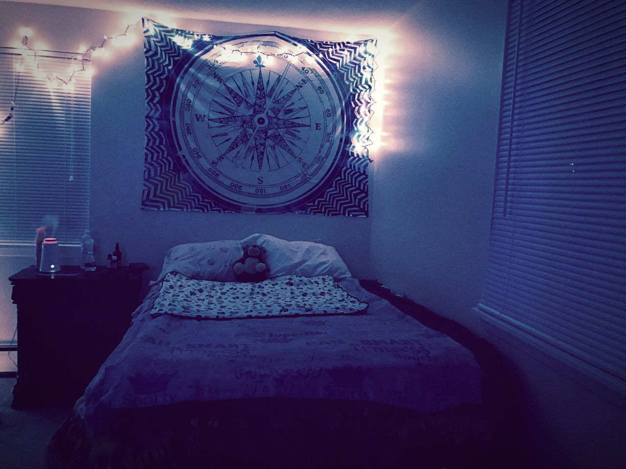 Bedroom Pillow No People Night Peaceful Peace ✌ Peaceful View Sleeping Stars