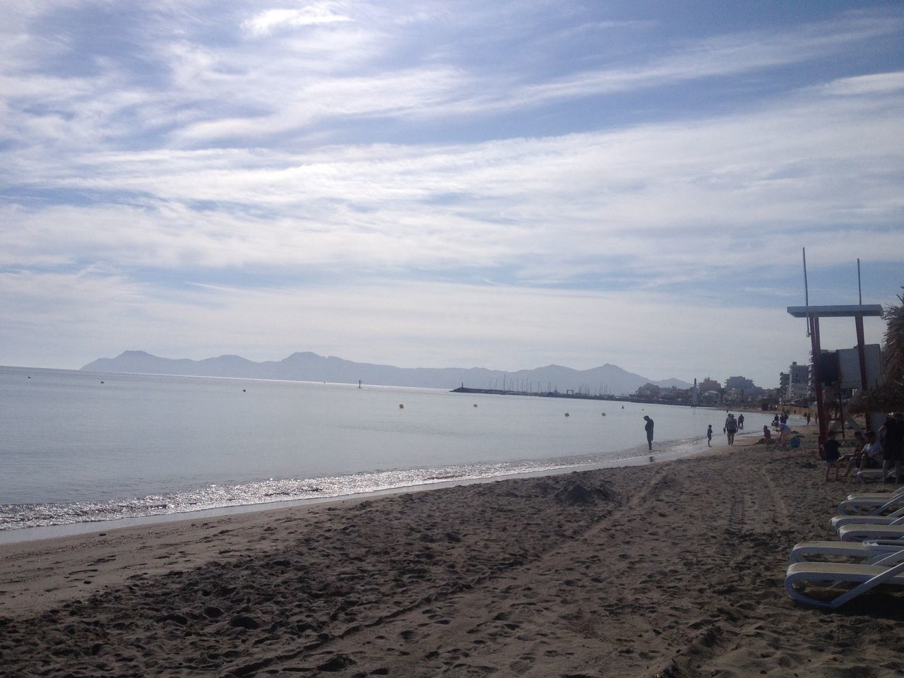 beach, sand, sea, water, sky, shore, cloud - sky, nature, scenics, beauty in nature, tranquil scene, outdoors, day, horizon over water, vacations, no people