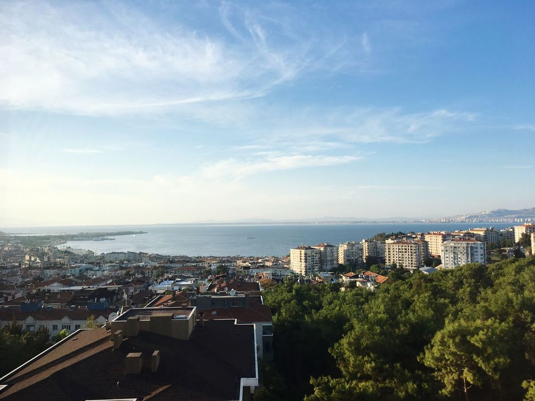 First Eyeem Photo Izmir Turkey Turkey Sceen Sea And Sky