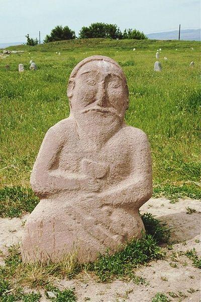 Headstone Turkish Art History