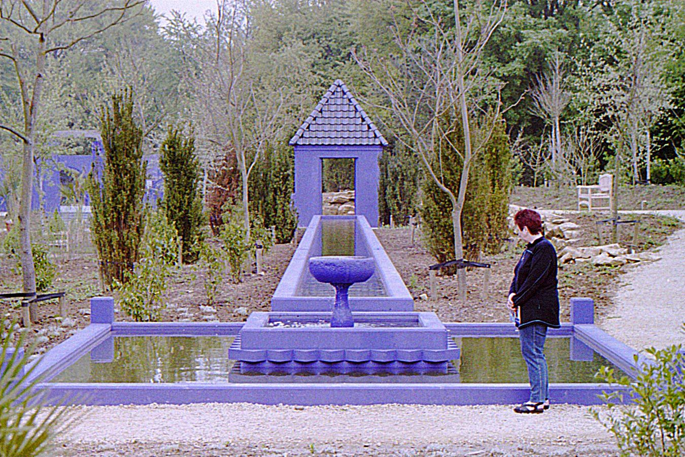 Walkinthepark Art In The Garden Colorsplash Noedit EyeEm Nature Lover Beautiful @angel4237
