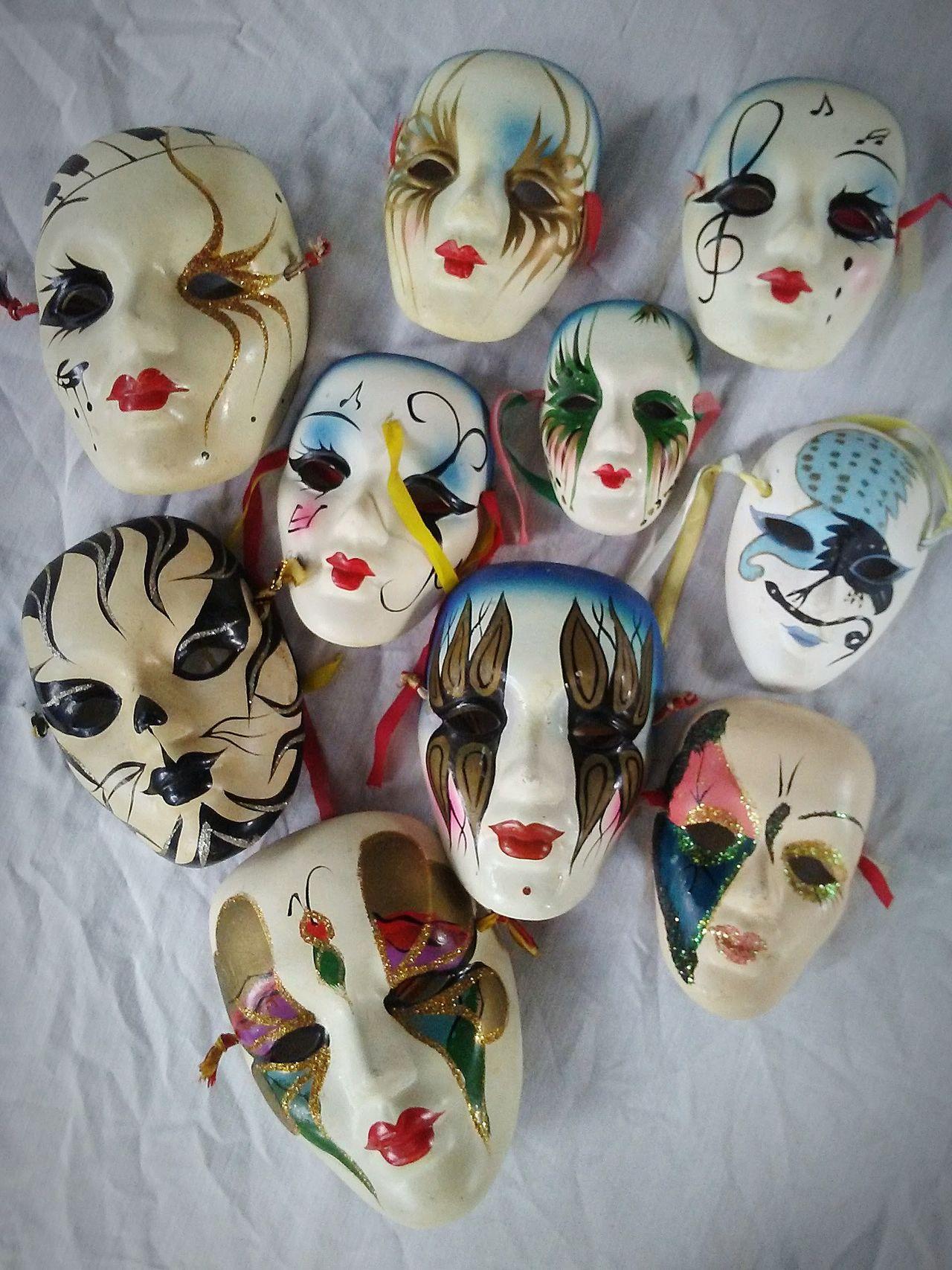 Masks Of Life