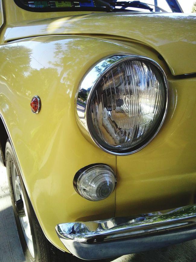 Otra fo de este clasico argentino, el fiat 600! Fiat 600 Fiat500 Fiat Fiat 500 Fiat600 Buenosaires Argentina Bernal Quilmes