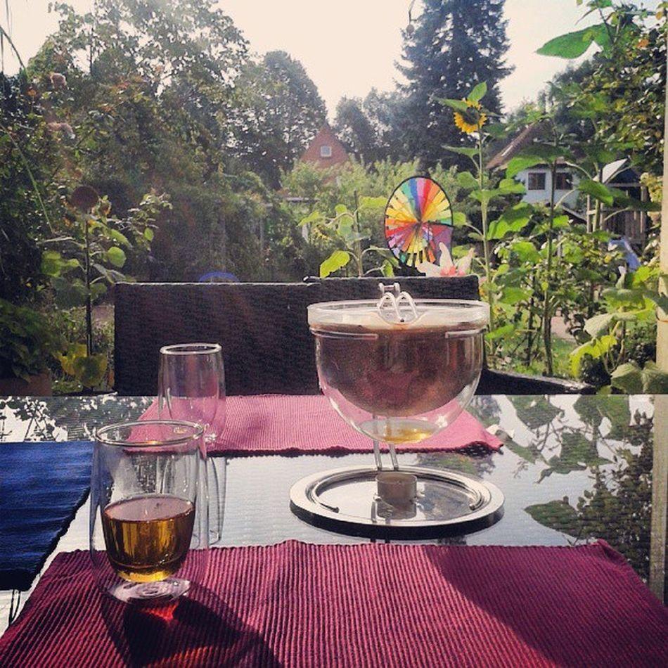 Moin moin. Grünentee Teezeit Gutenmorgen Emsland