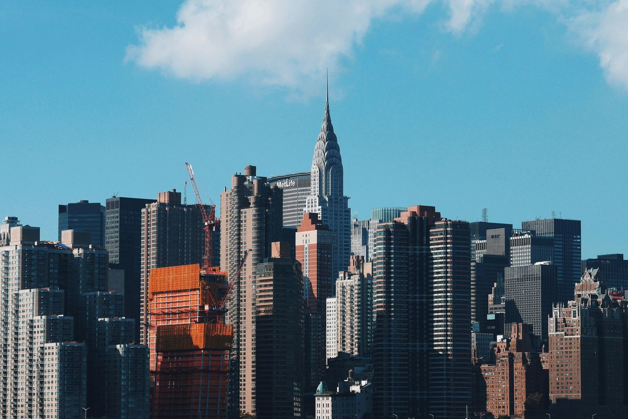 Beautiful stock photos of new york, Architecture, Building, Building Exterior, Built Structure