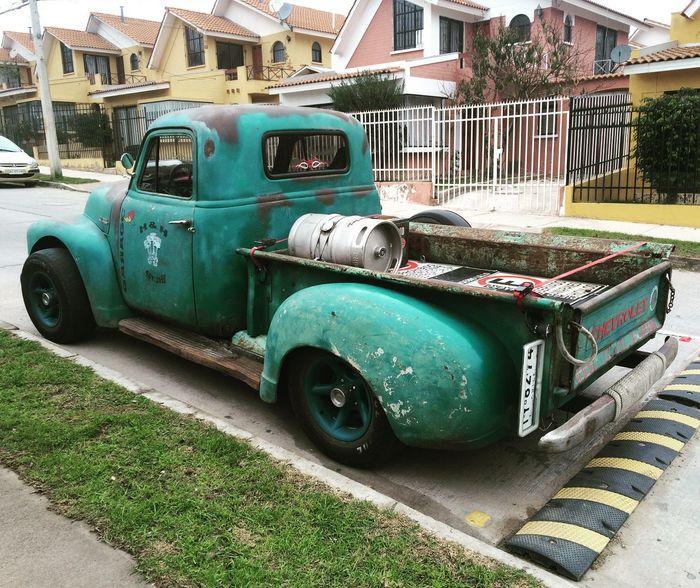 Mecanic RatRod Chevy Chile♥ Trucks