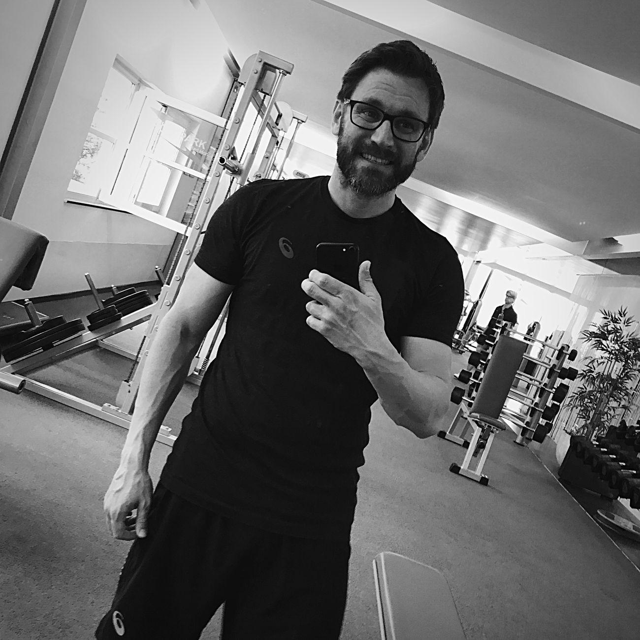 Fitness Training Fitness Squats