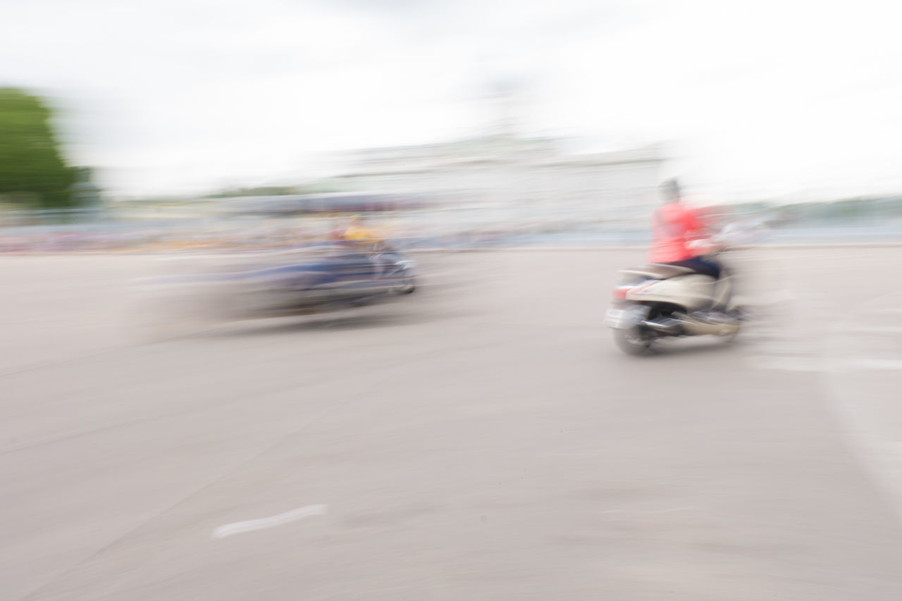 motorcycle with motion blur Bangkok Bike Blur City Day Fast Metropolis Motion Motion Blur Motor Motorbike Motorcycle Move Movement Road Slow Shutter Slow Shutter Speed Street Thailand Traffic