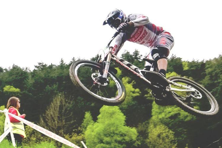 Dhi Vallnord Andorra Vallnord Enjoying Life Jump Bike Championship Andorra