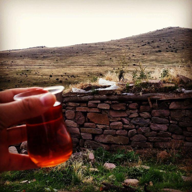 Çankırı / Turkey Yayla Tea Time Landscape