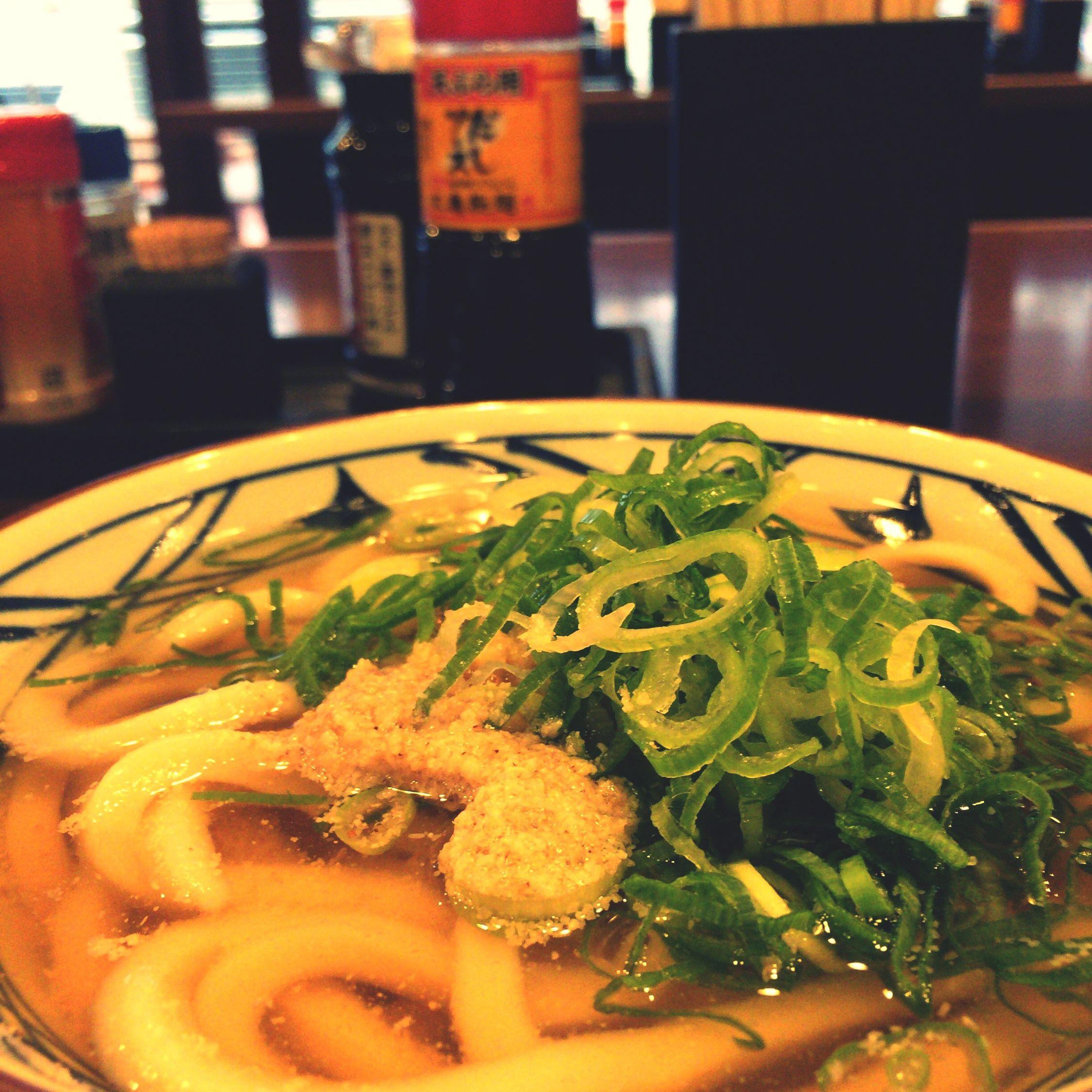 Noodles うどん udon