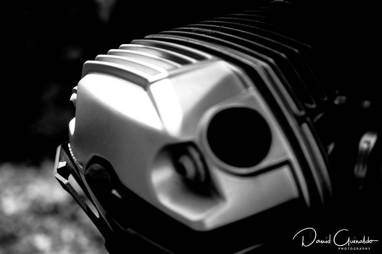 Black & White Black And White Blackandwhite Bmw Boxer Cylinder Moto Motor
