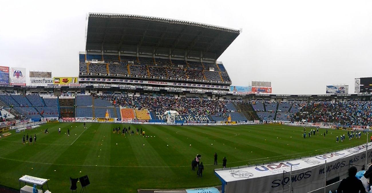 Futbol Soccer Pueblafc Ligamx