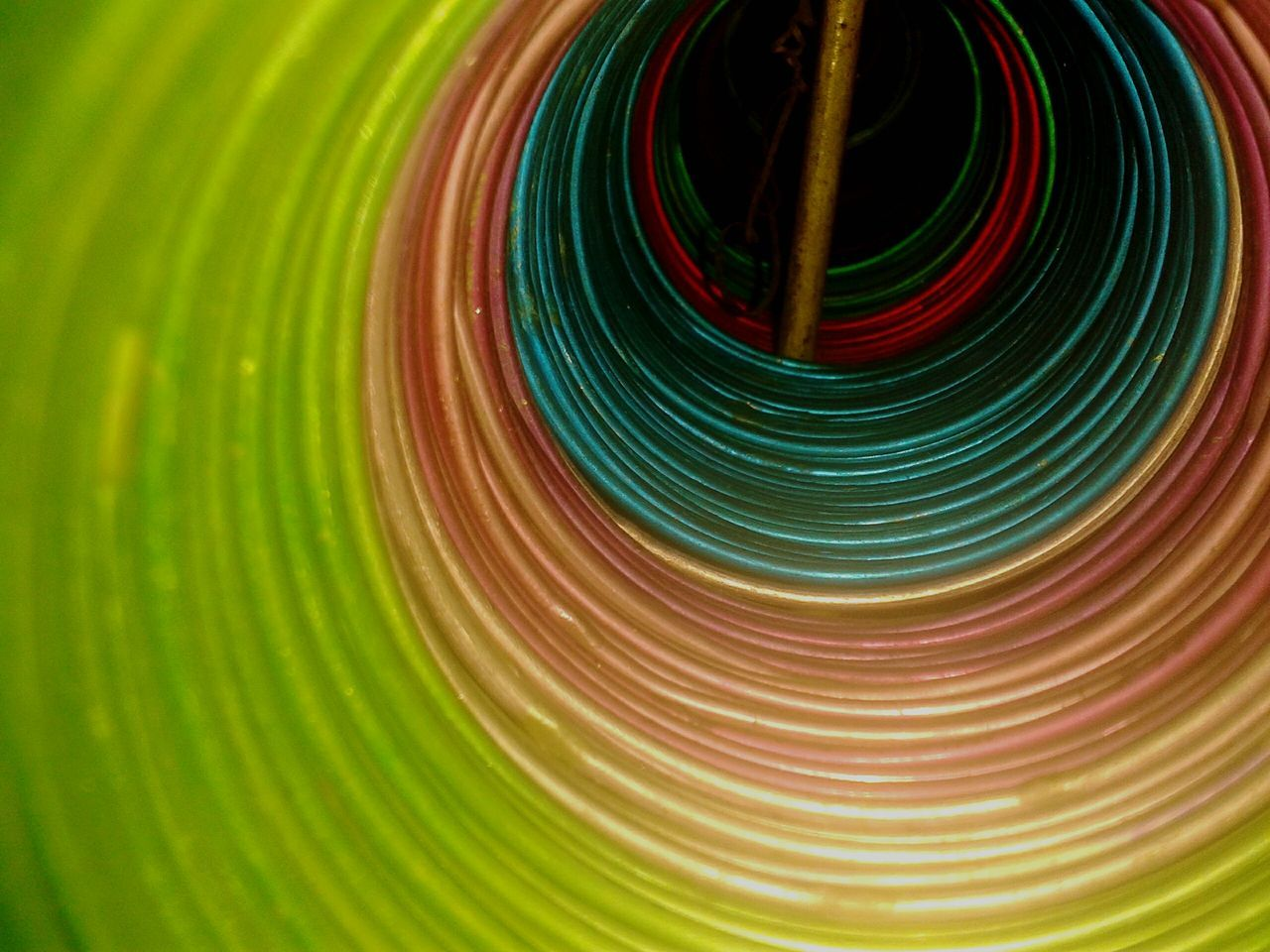 multi colored, full frame, no people, close-up, backgrounds, concentric, indoors, day