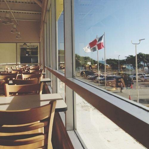 🌞D.R|| via @josuemorrobel. Afternoon Sun Coffeshop
