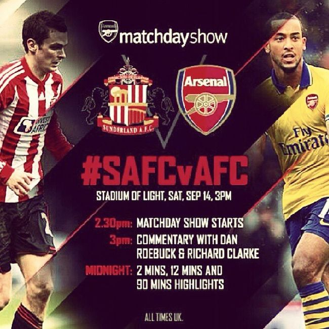 SAFCvAFC ● Premierleague England