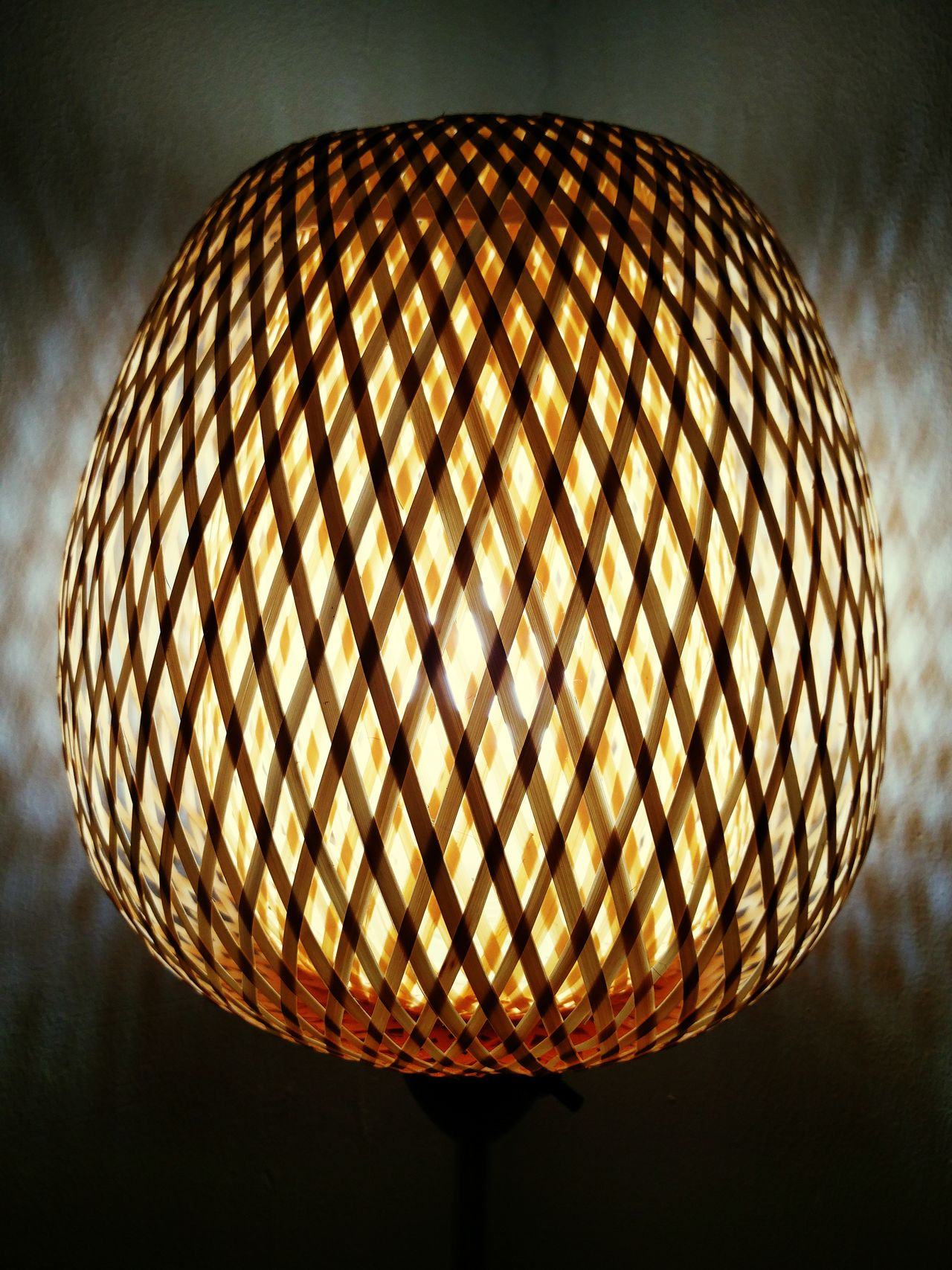 Rattan Rattan Rattan Pattern Lamp Lampshade Furniture Photography White Wall Light And Shadow Light And Shadows Relaxing @ Home Relaxing At Home Patterns & Textures Pattern Texture Shape Design