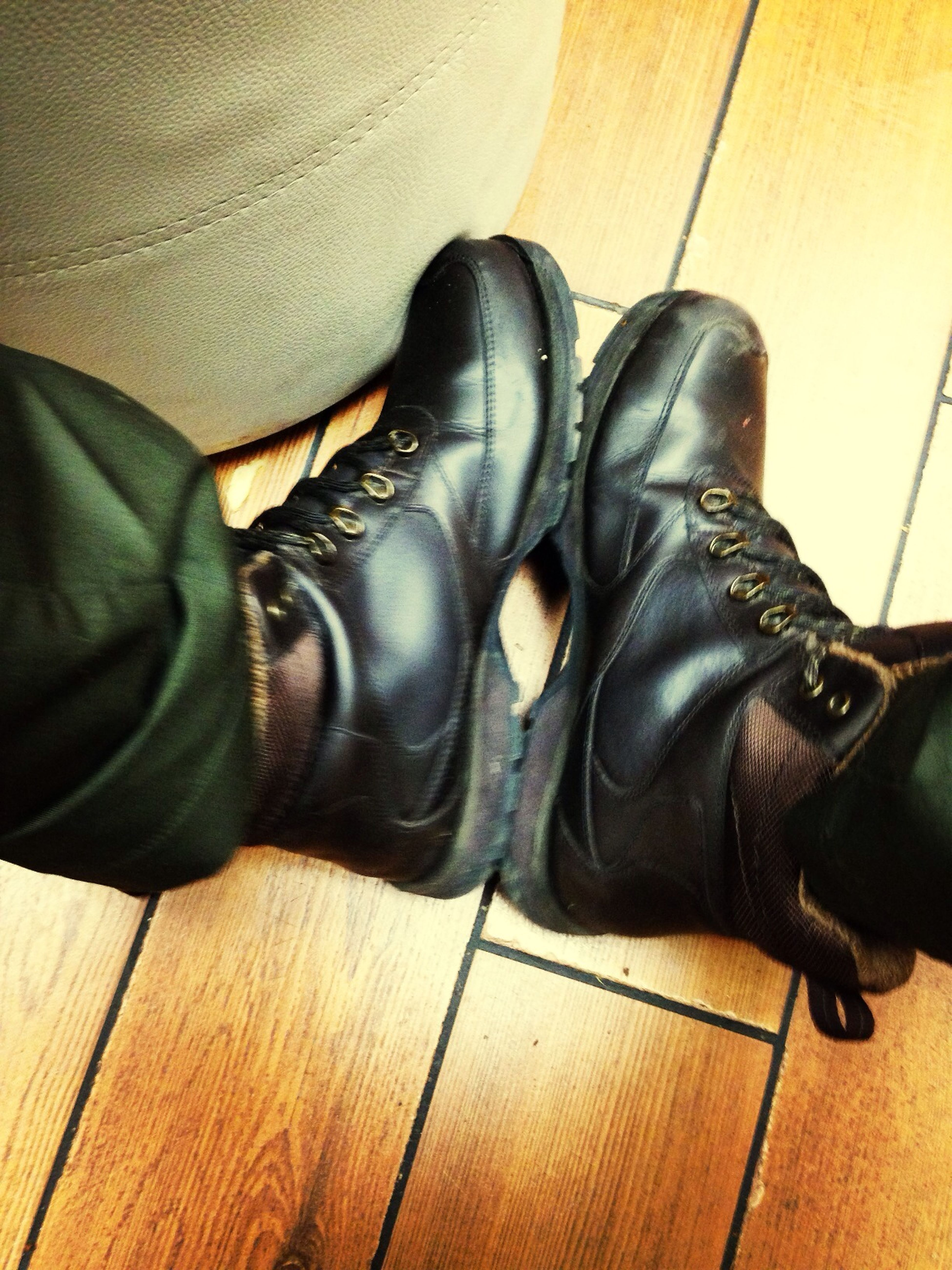 boots ready