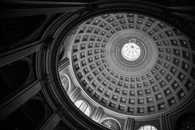 "The Architect - 2016 EyeEm Awards ""The Dome"" Rome Architecture Blackandwhite"