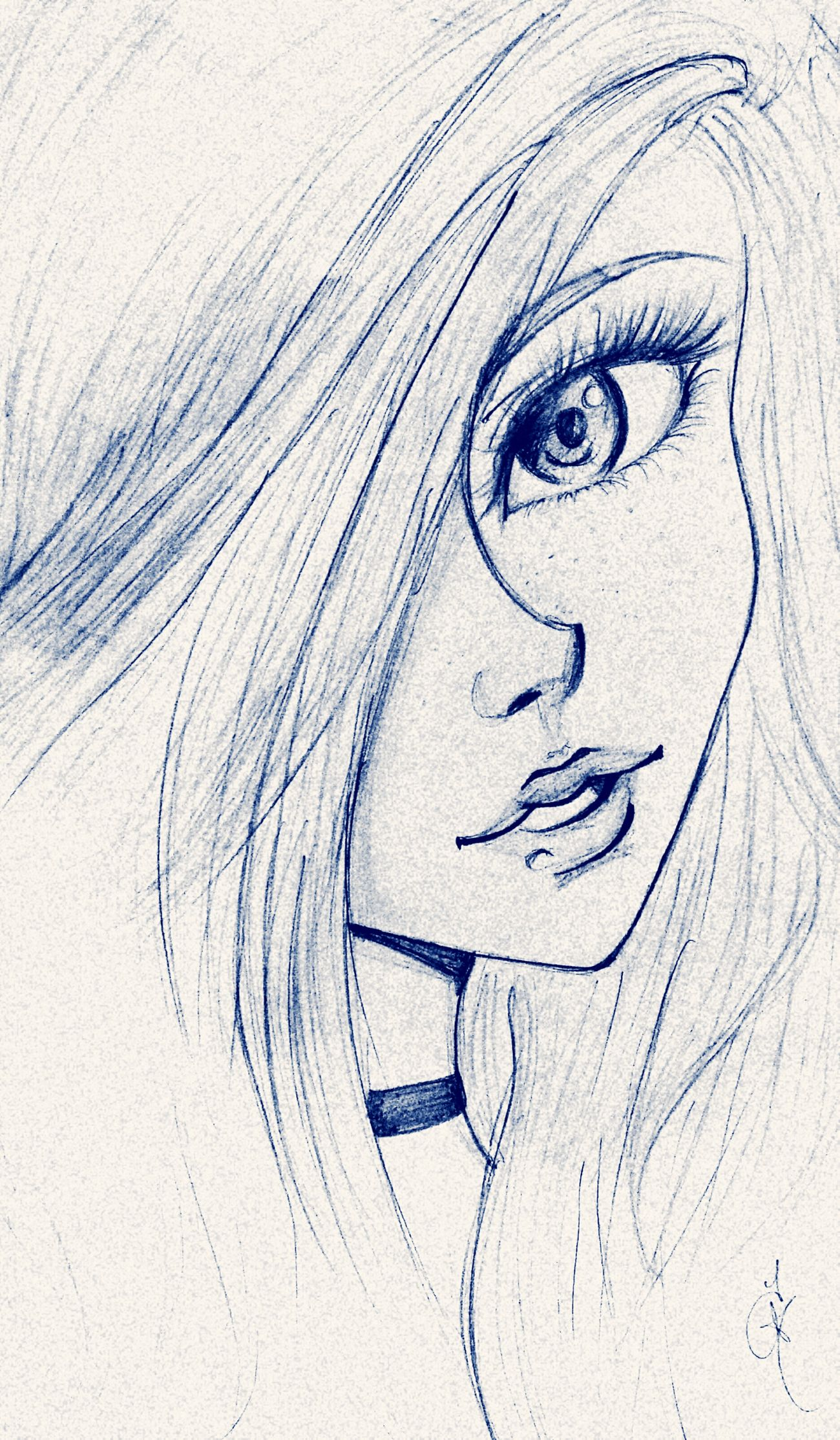 ❤after class doodle❤ Close-up Human Face One Person Young Adult Portrait Paper Adult Adults Only Beautiful Woman Only Women Young Women People Day Anime Sketch Drawings Pencil Pencil Drawing Manga Mangart Bored First Eyeem Photo EyeEmNewHere EyeEm Best Edits