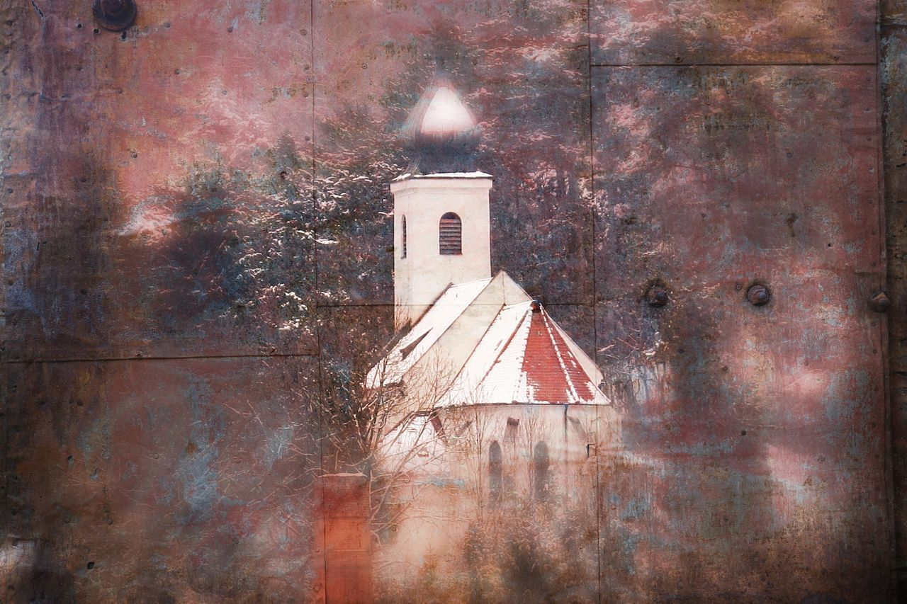 Church Copper Art Graphic Design The Architect - 20I6 EyeEm Awards Winter Wintertime Wood