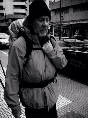 streetphotography in Logroño by Slimjazz