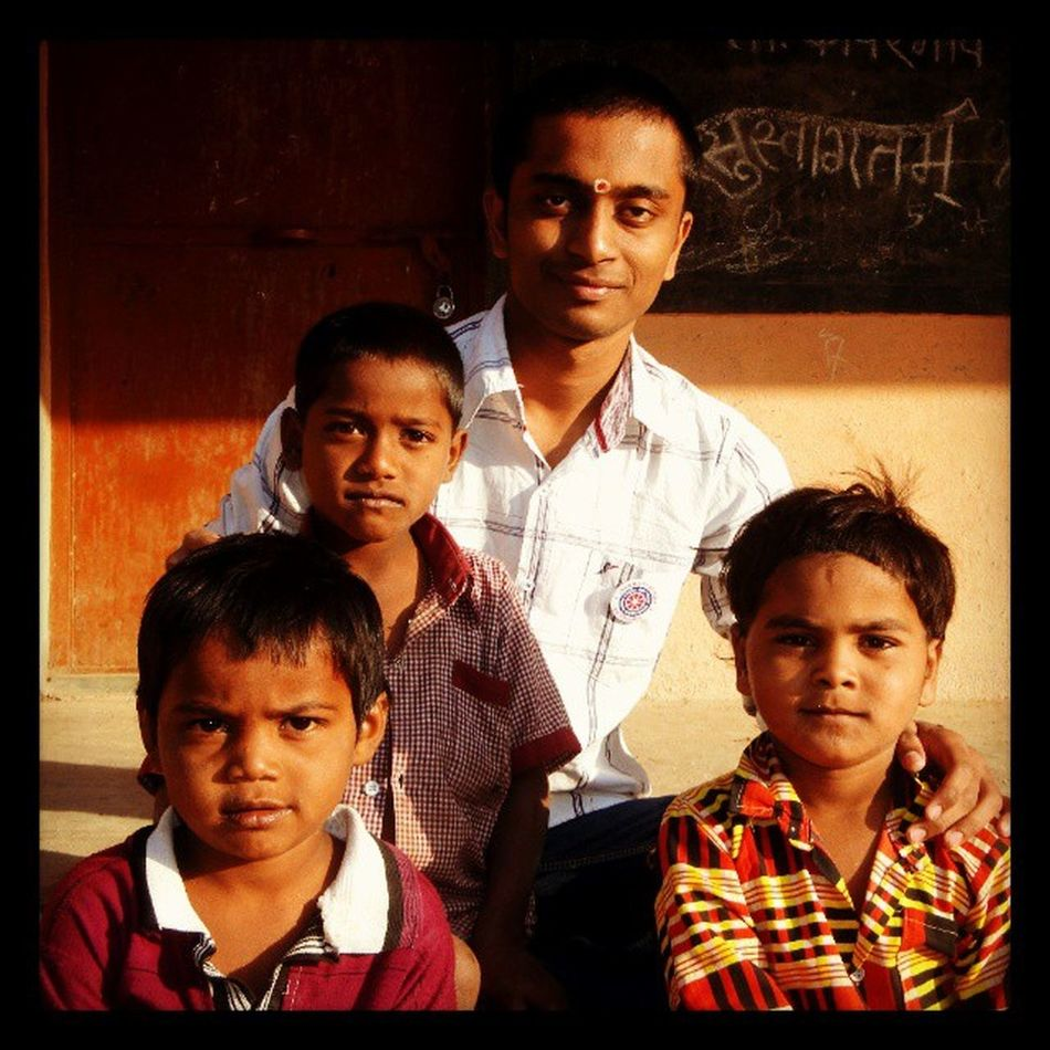 We make living by wht we get; Bt we make lyf by what we give :) Instagramers Food Smile Savethechildren  Sakshambhaarat