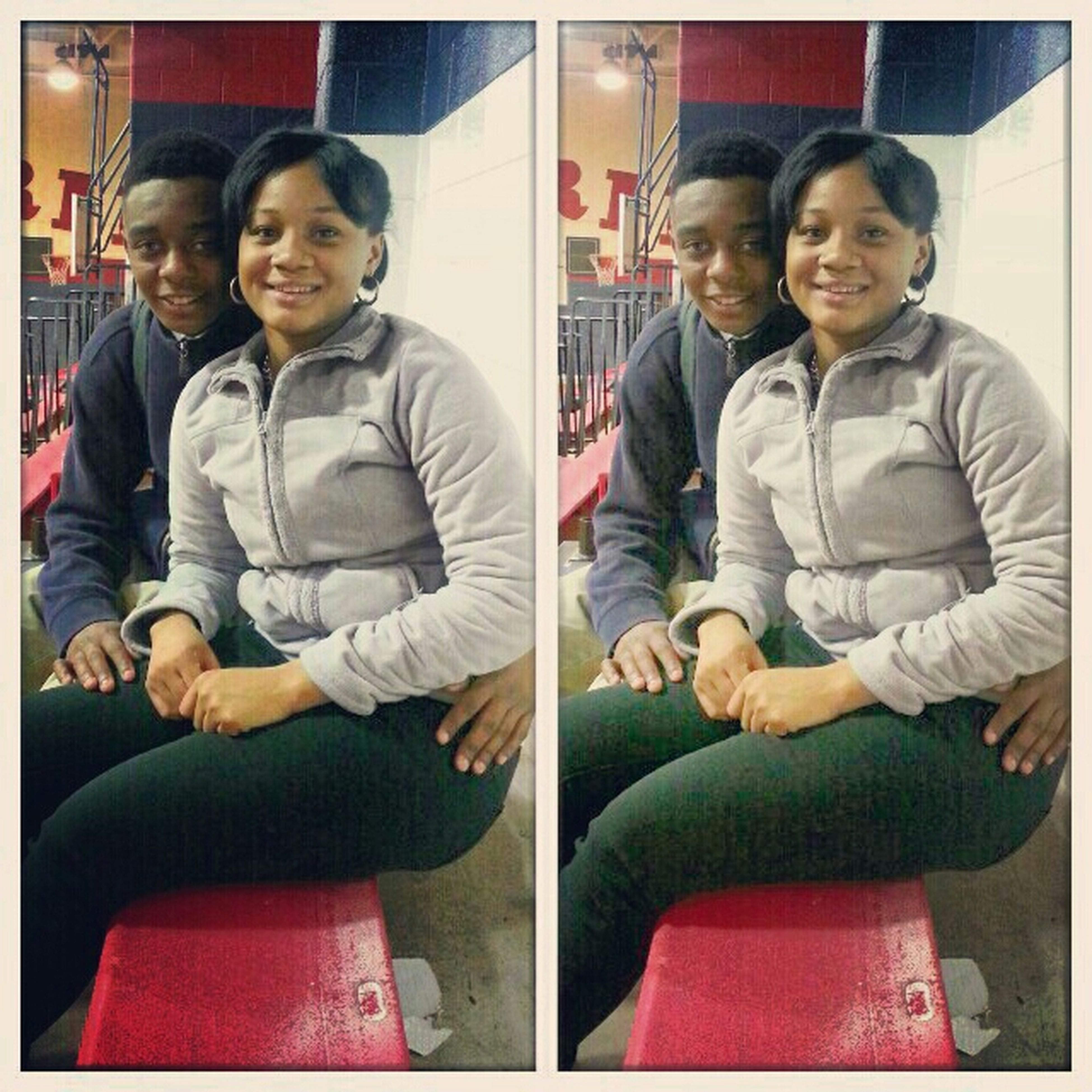 Me And Bae (: Old .