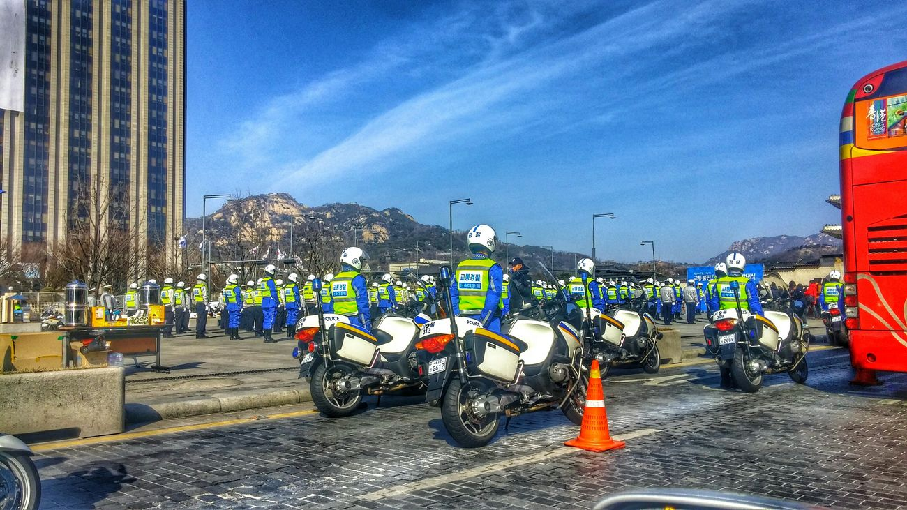 Traffic Police  Ceremony Snapseed_HDR