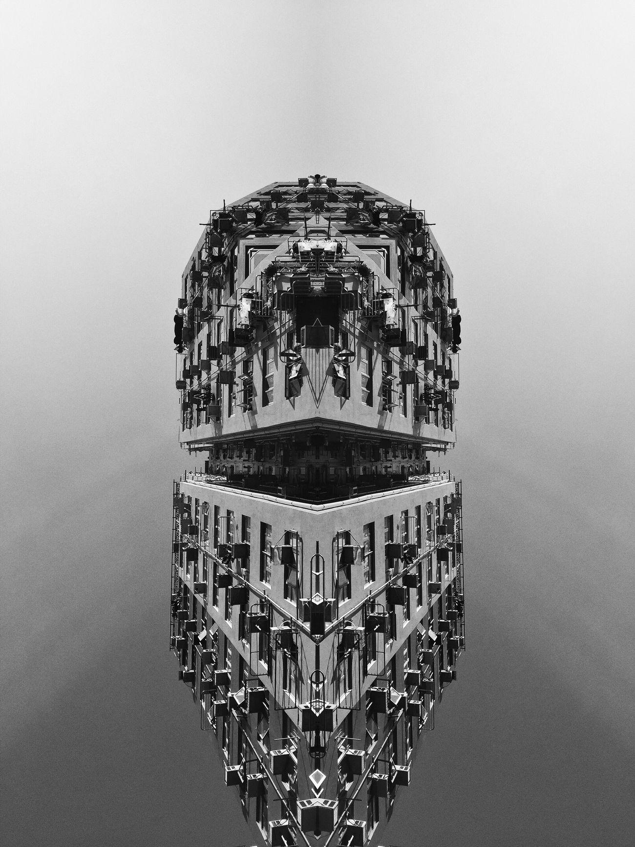 Castle neo Double Exposure Doubleexposure Abstractart Abstract Art Abstract Art Artistic Symmetry Symmetrical Symmetryporn Abstractarchitecture Rearchitseries Black And White Black & White EyeEm Best Shots - Black + White Blackandwhite Photography Blackandwhite Monochrome Monochromatic