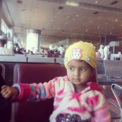 My Cute Little Niece  Missing u soo much ....