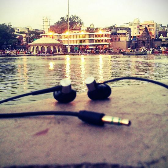 Ramkund music through hearphones