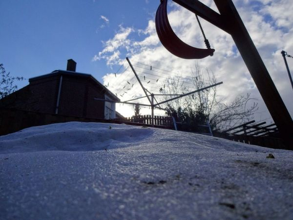 Snow ❄ Winter Last Snowtime