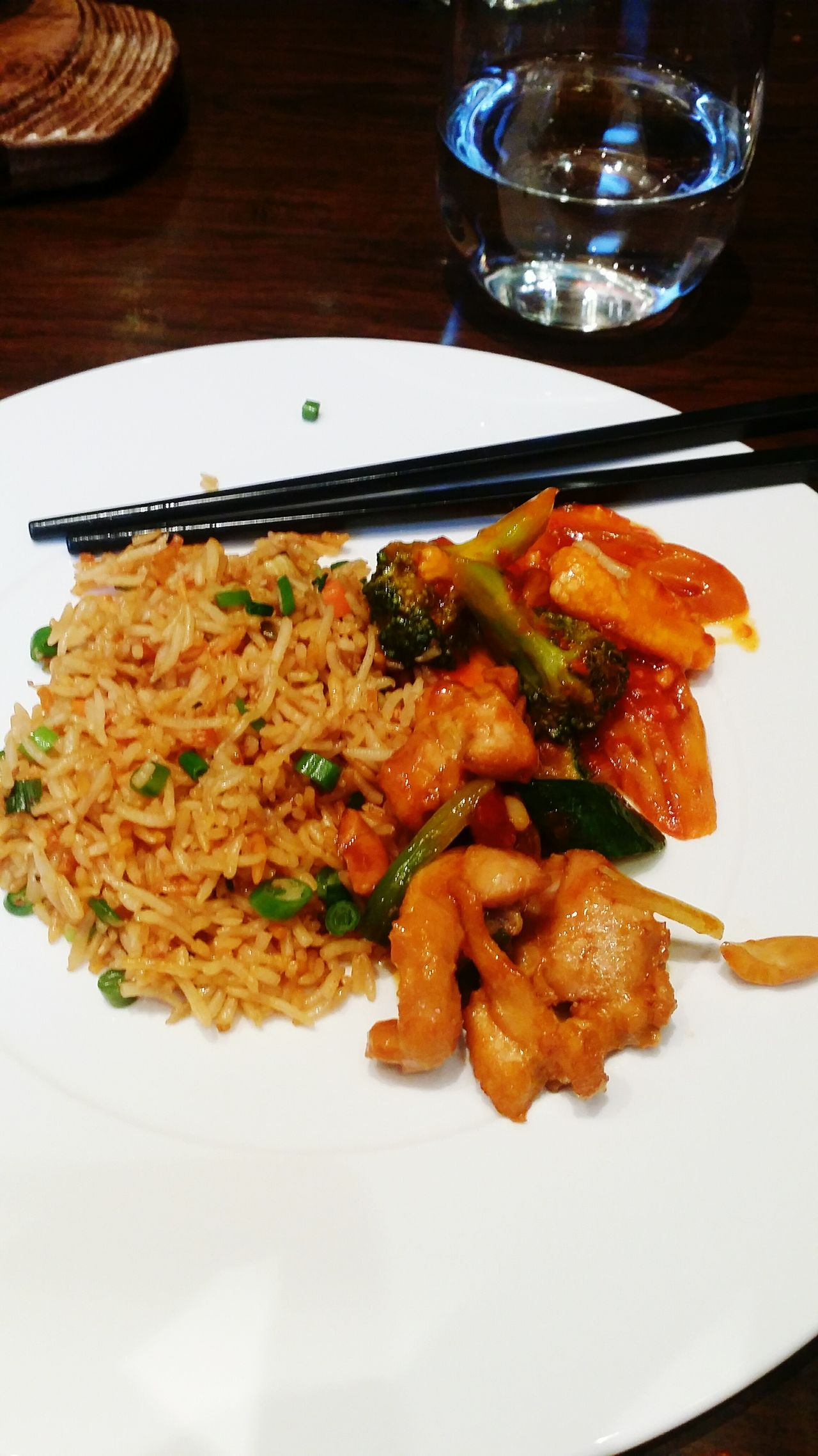 Sharing chinese food with frieds at a restaurant in bangalore, india Memories Of China My World Of Food