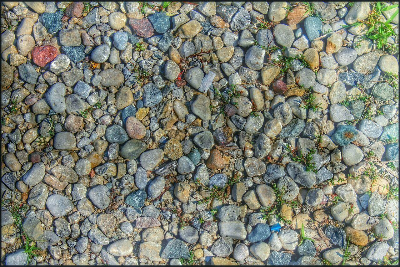 Coloredstones Pebbles Rocks