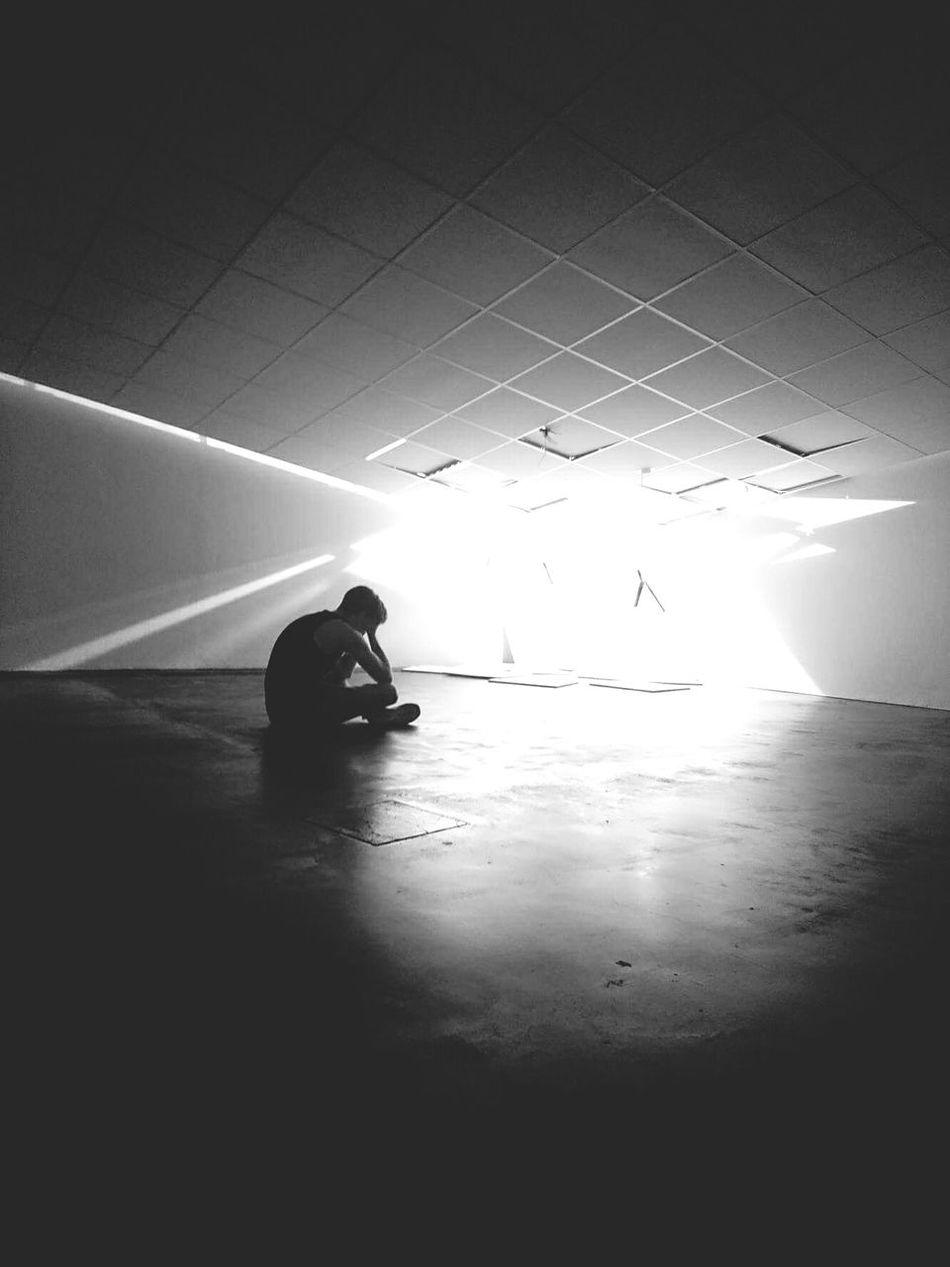 Despair... One Man Only Silhouette Only Men Men People Melancholic Sad Emotional Isolation Despair Emotions Model Modeling Shoot Eyemmarket Kubananana