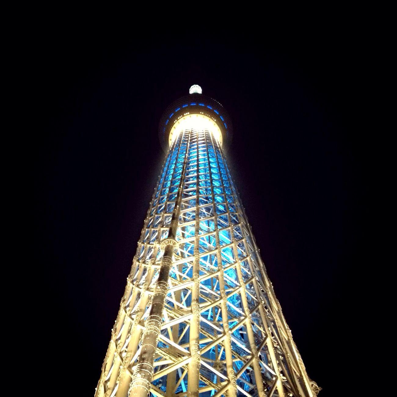 Tokyoskytree Skytree Tokyo Japan #night