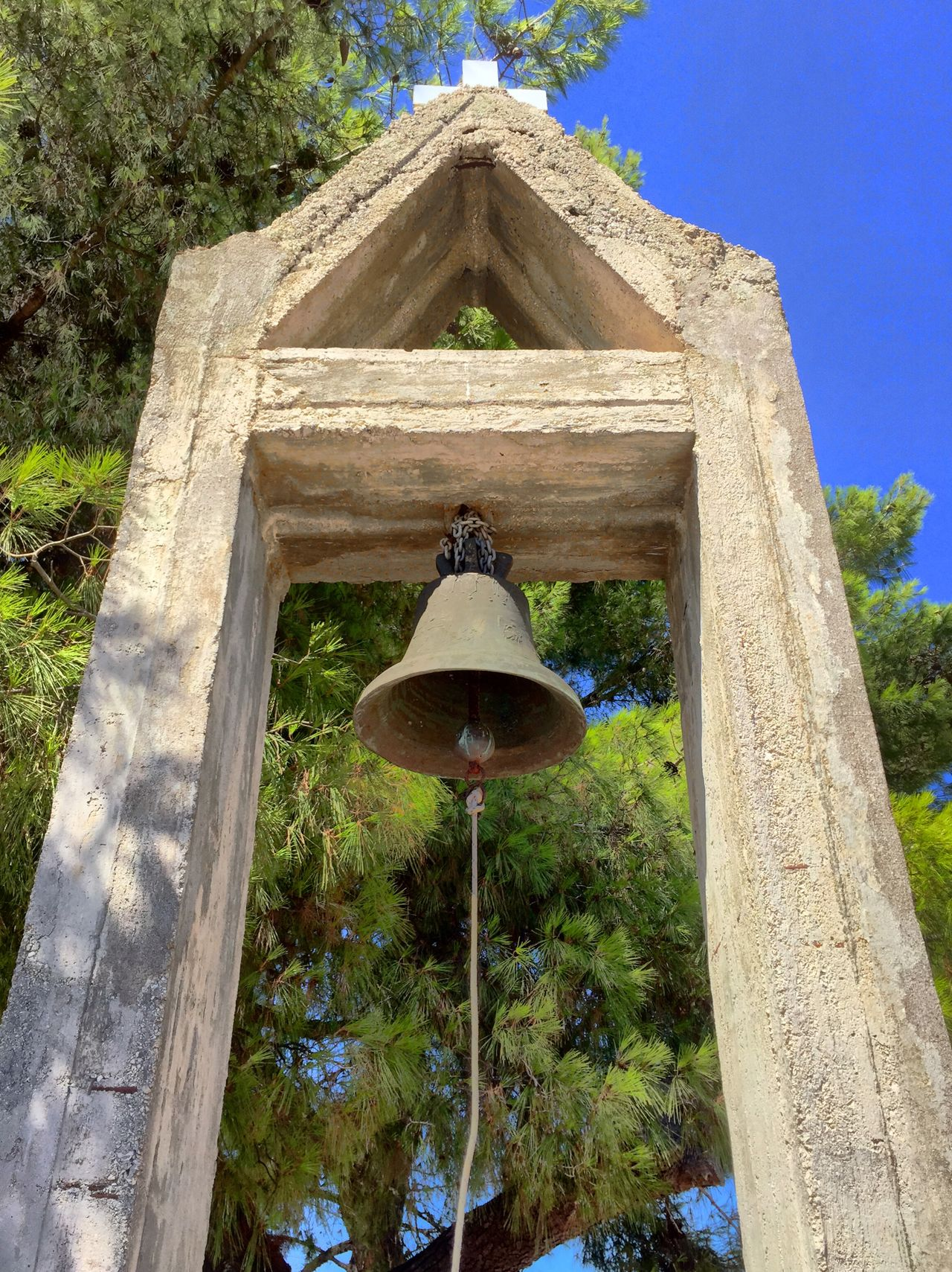 Greece Church Churchbell Churches Old Church