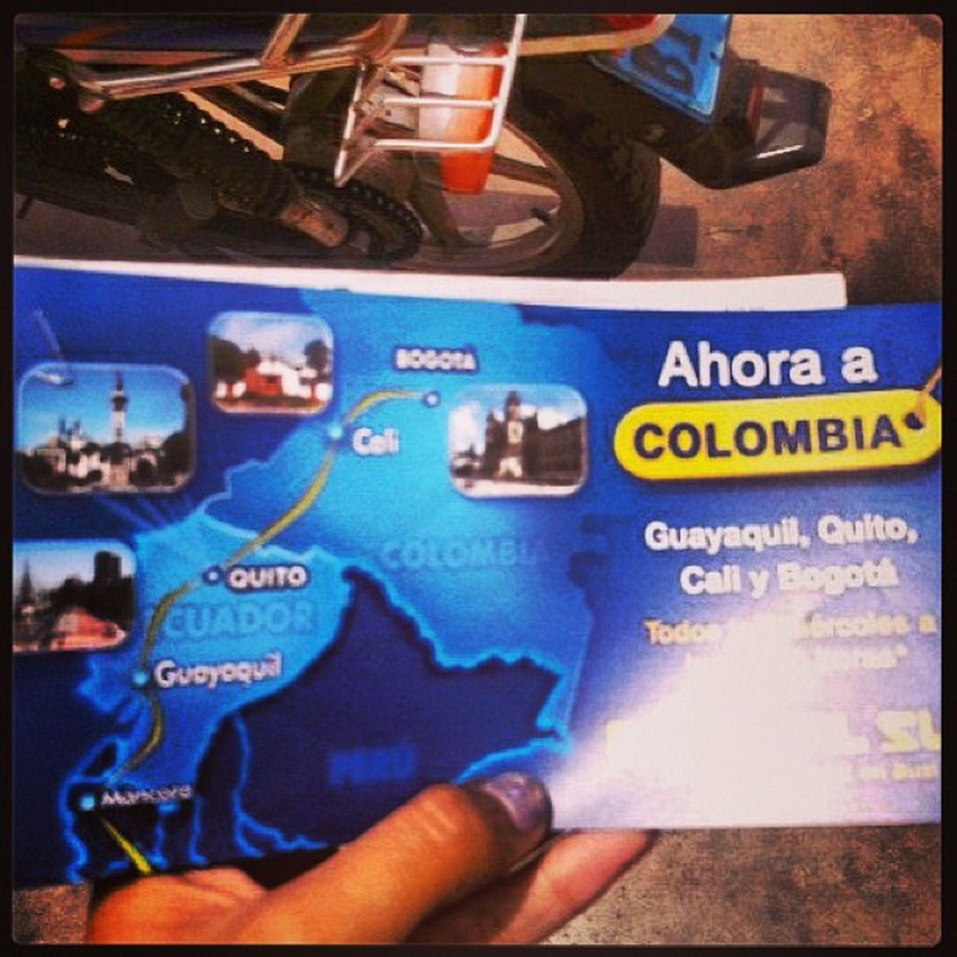 Ahora Cruz del Sur llega a Colombia Igersperu Igerscolombia ColombiaTravel