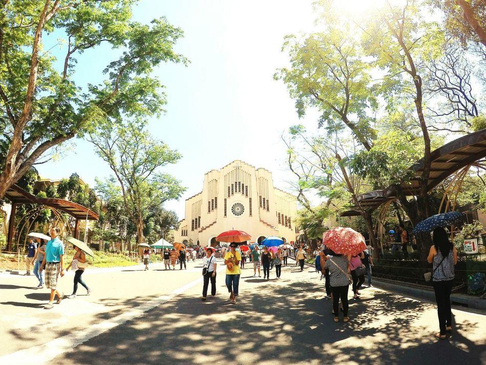 Baclaran Church Baclaran Wednesday Philippines