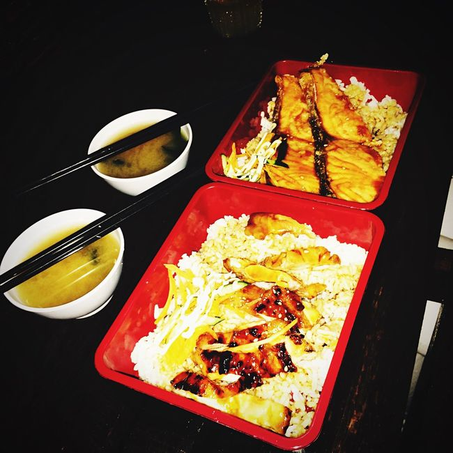 Japanese cuisine...yummy