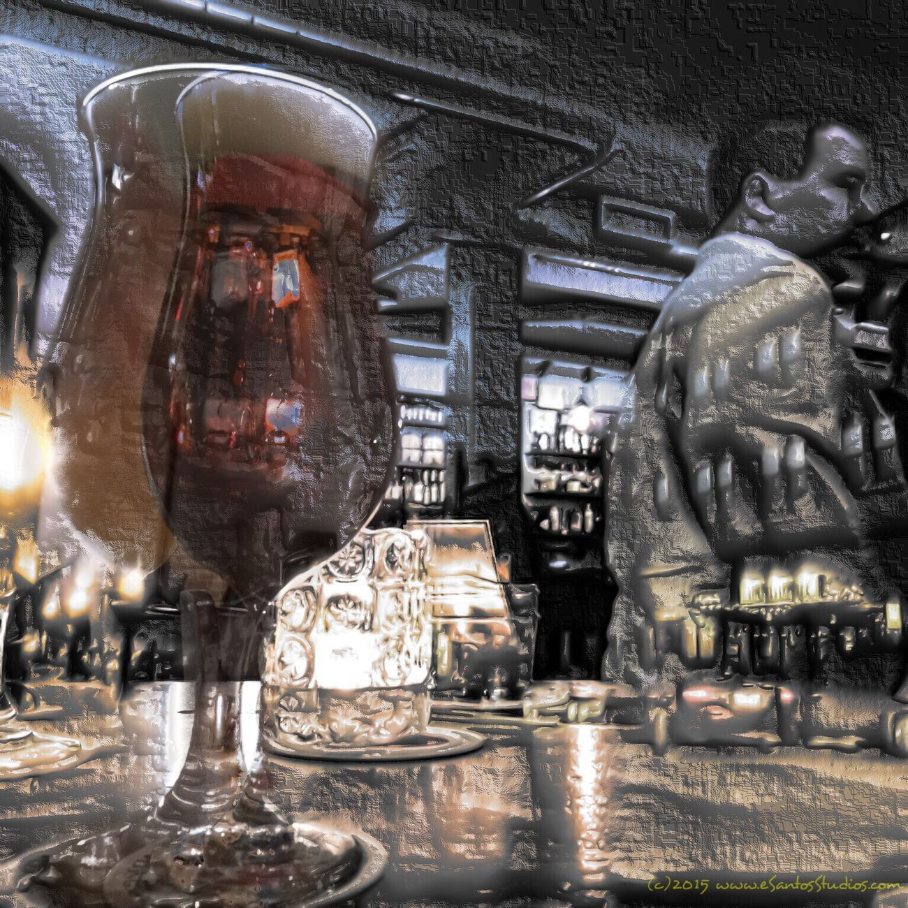 Banana Bread Beer at The Malted Barley...Downtown Westerly, Rhode Island??? Great way to end a life drawing class ??? www.eSantosStudios.com IPhone Photography Iphonesia Iphoneonly IPhoneArtism IPhoneography Mobilephotography Mobile Photography Iphonephotography Mobilephoto