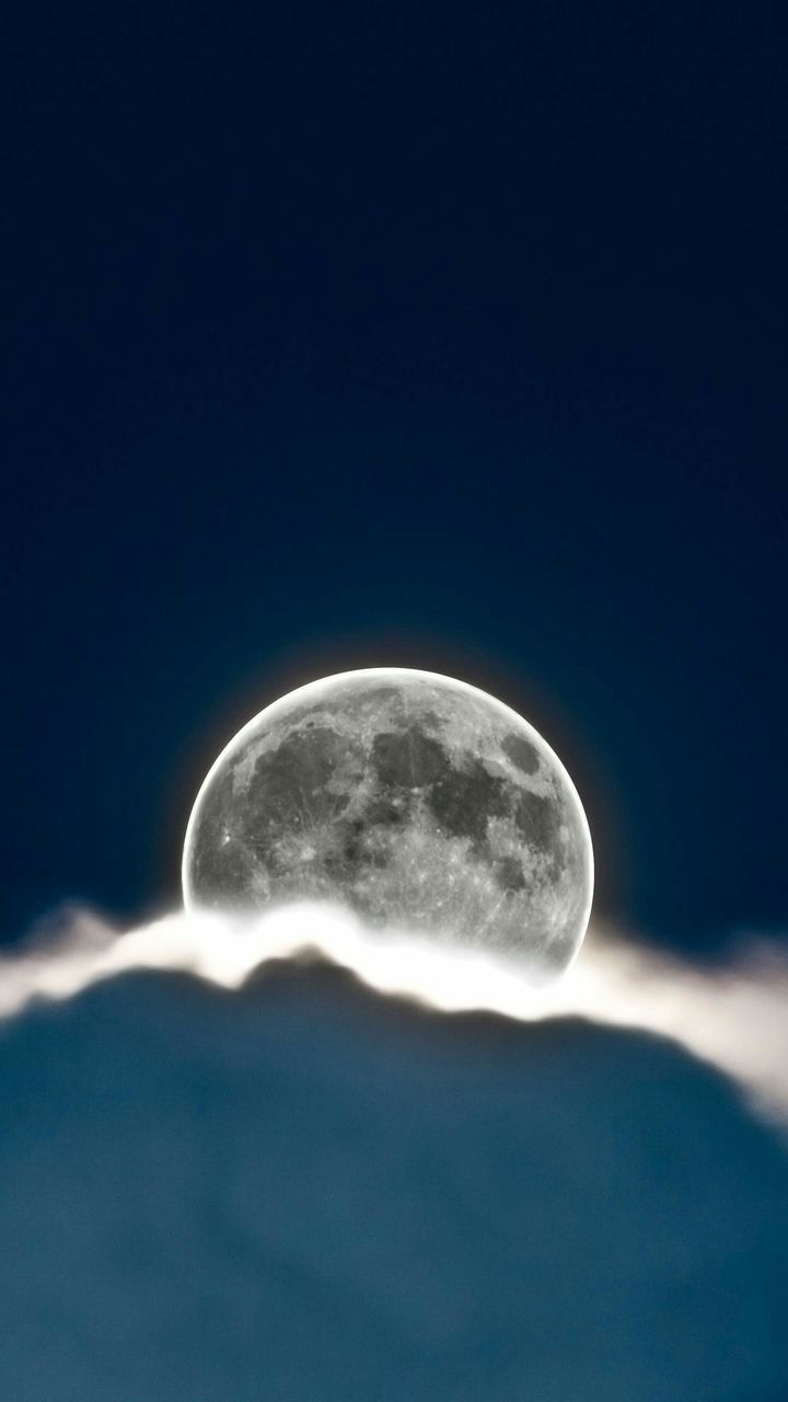 moon, beauty in nature, nature, sky, tranquil scene, astronomy, clear sky, moon surface, tranquility, night, blue, scenics, outdoors, no people, half moon, space, close-up