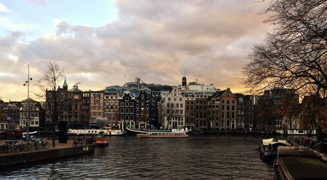 Amsterdam Amsterdamcity Sundown Amsterdam.nl Fresh On Eyeem